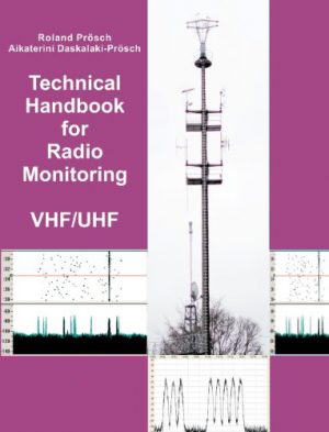 Technical Handbook for Radio Monitoring VHF/UHF Latest Edition
